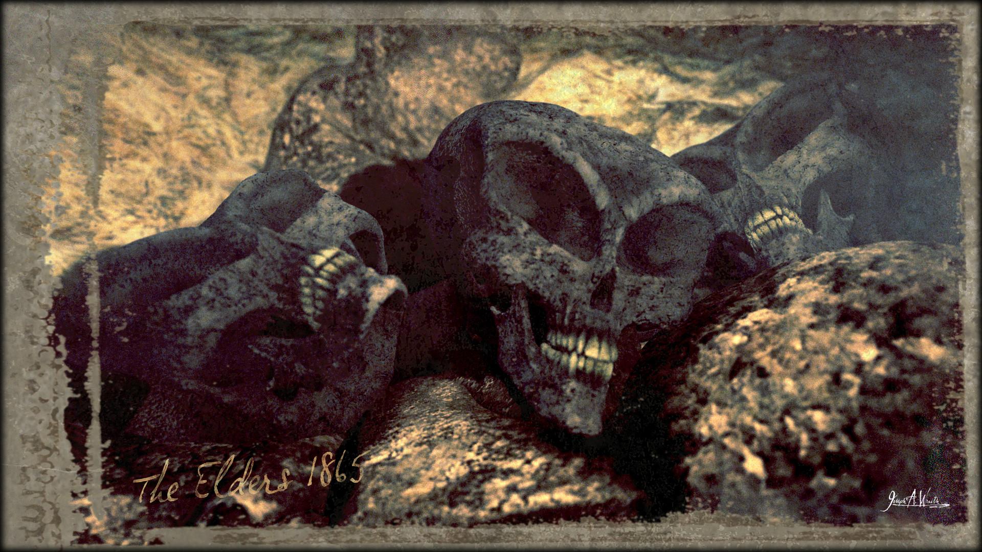 Joseph wraith the elders fin