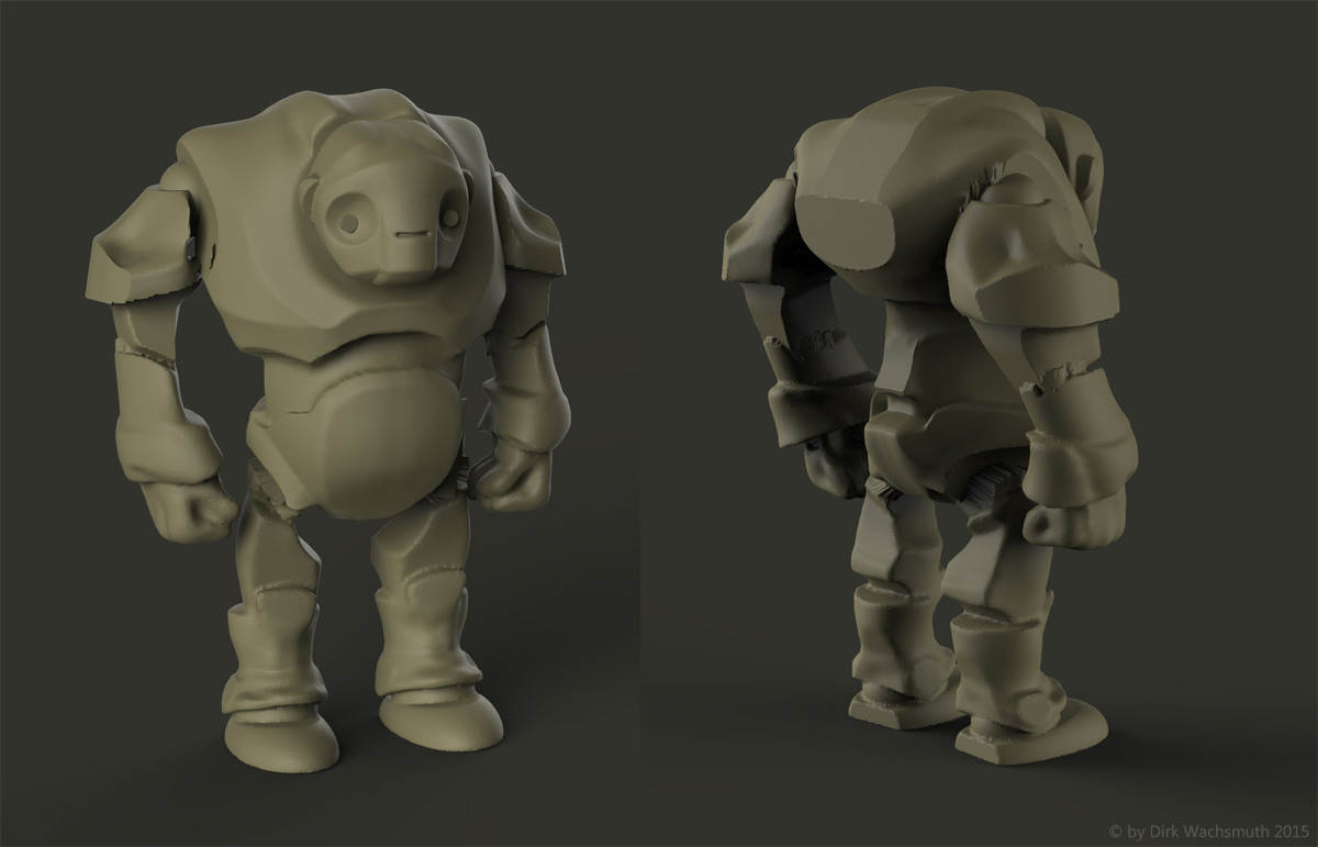 Dirk wachsmuth 04 giantrobot concept sculpt 02