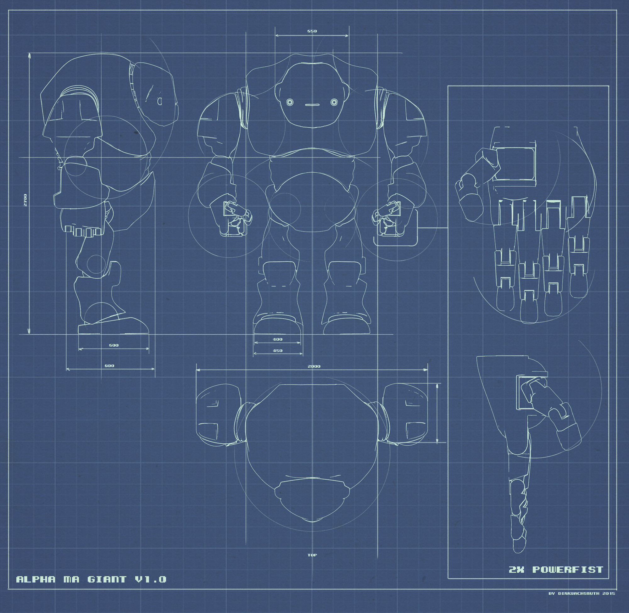 A little blueprint thingy for presentation.