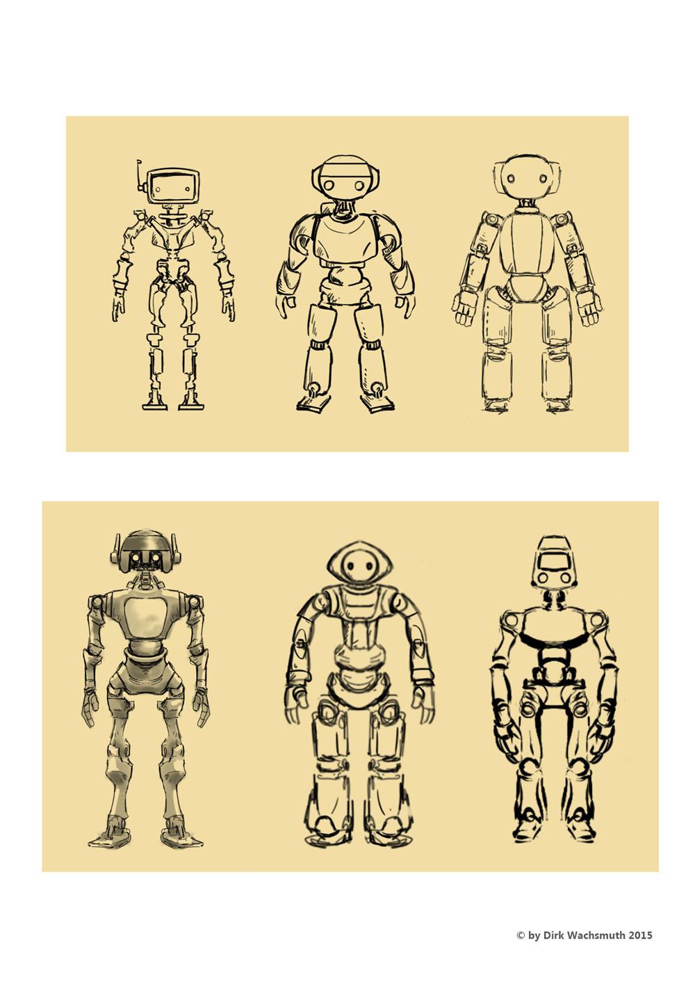 Dirk wachsmuth robot concepts alphama8
