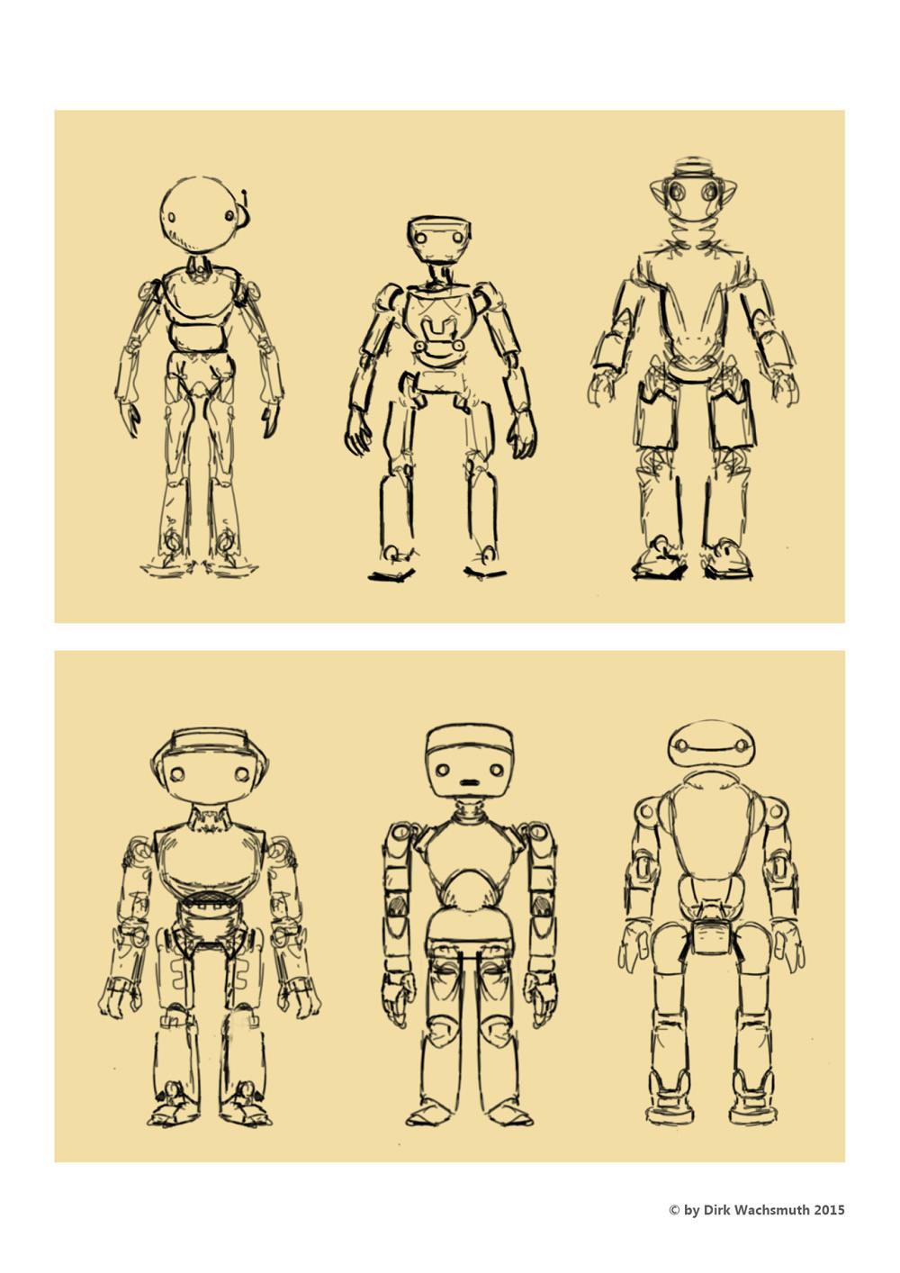 Dirk wachsmuth robot concepts alphama9
