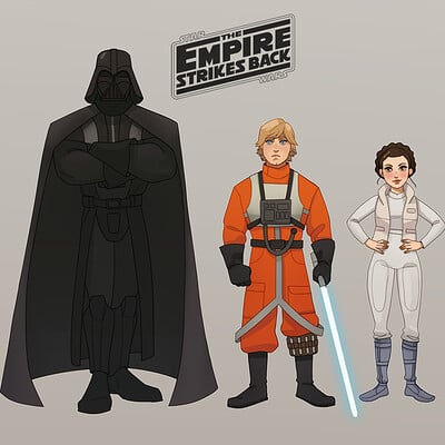The Empire Strikes Back: The Animated Movie