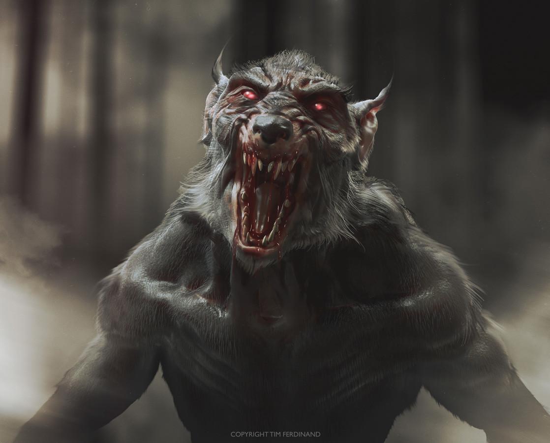 Miroslav petrov vukodlak 3d