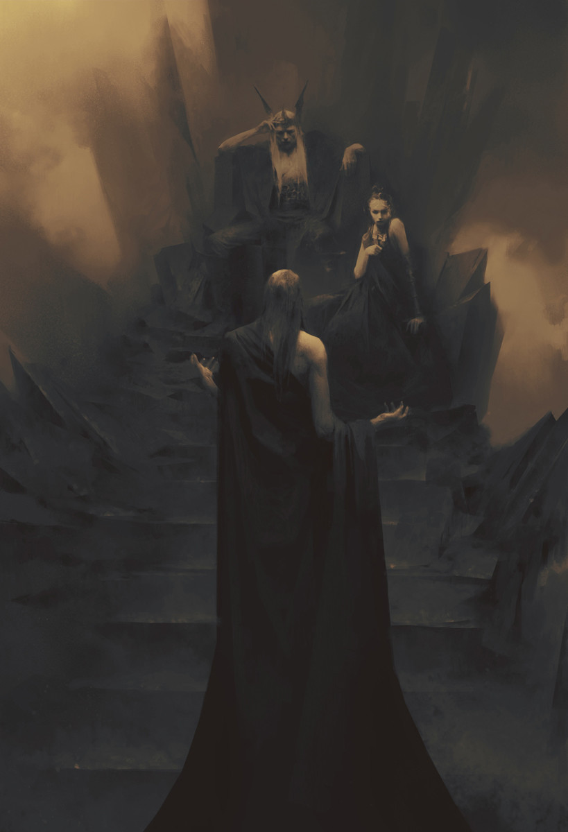 A Melancholy King