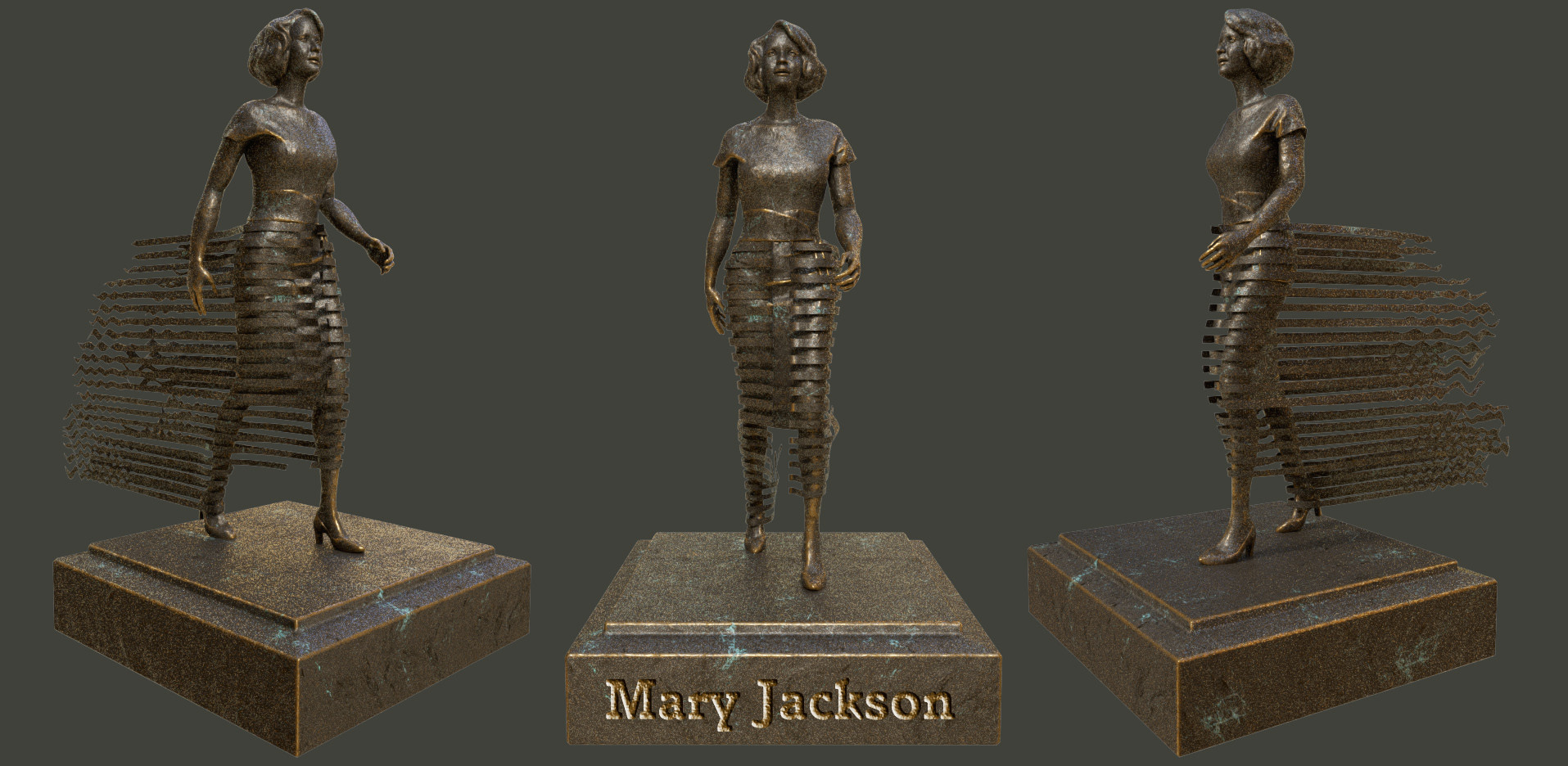 "Mary Jackson, ""human computer"", engineer & diversity advocate."