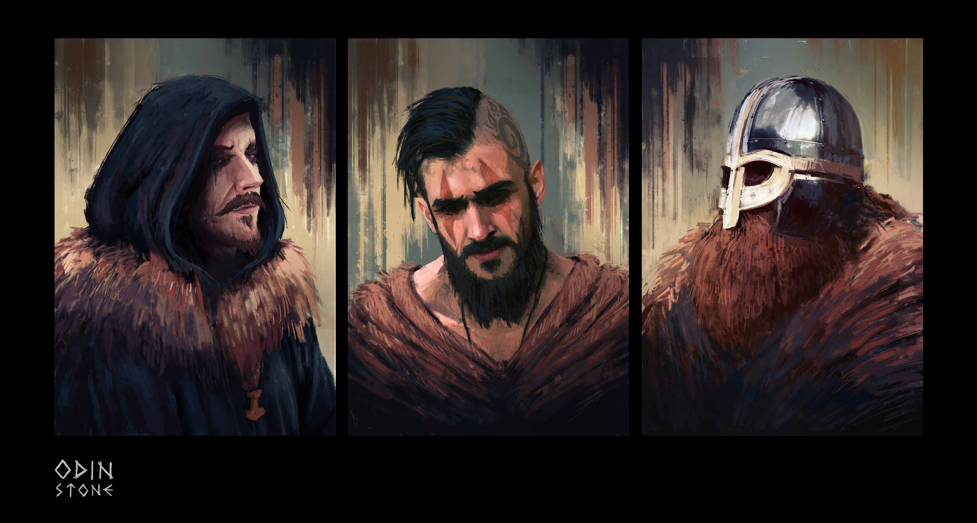 Imx ud din conceptart characters