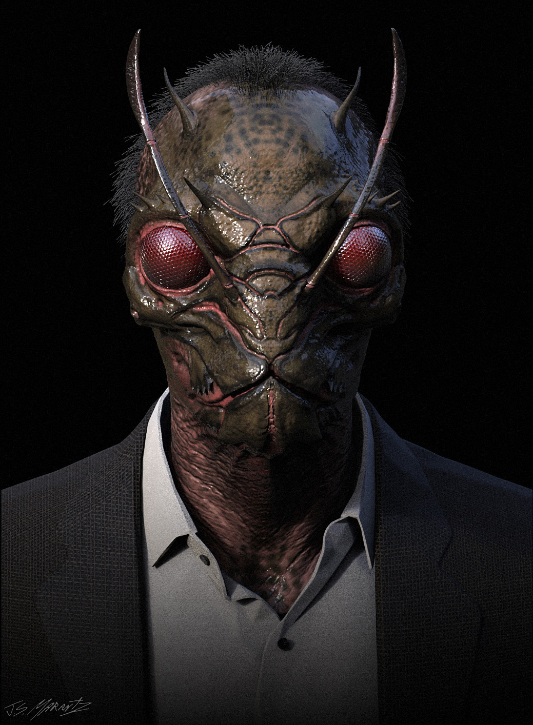 Grimm season 6 Bug Wesen Design