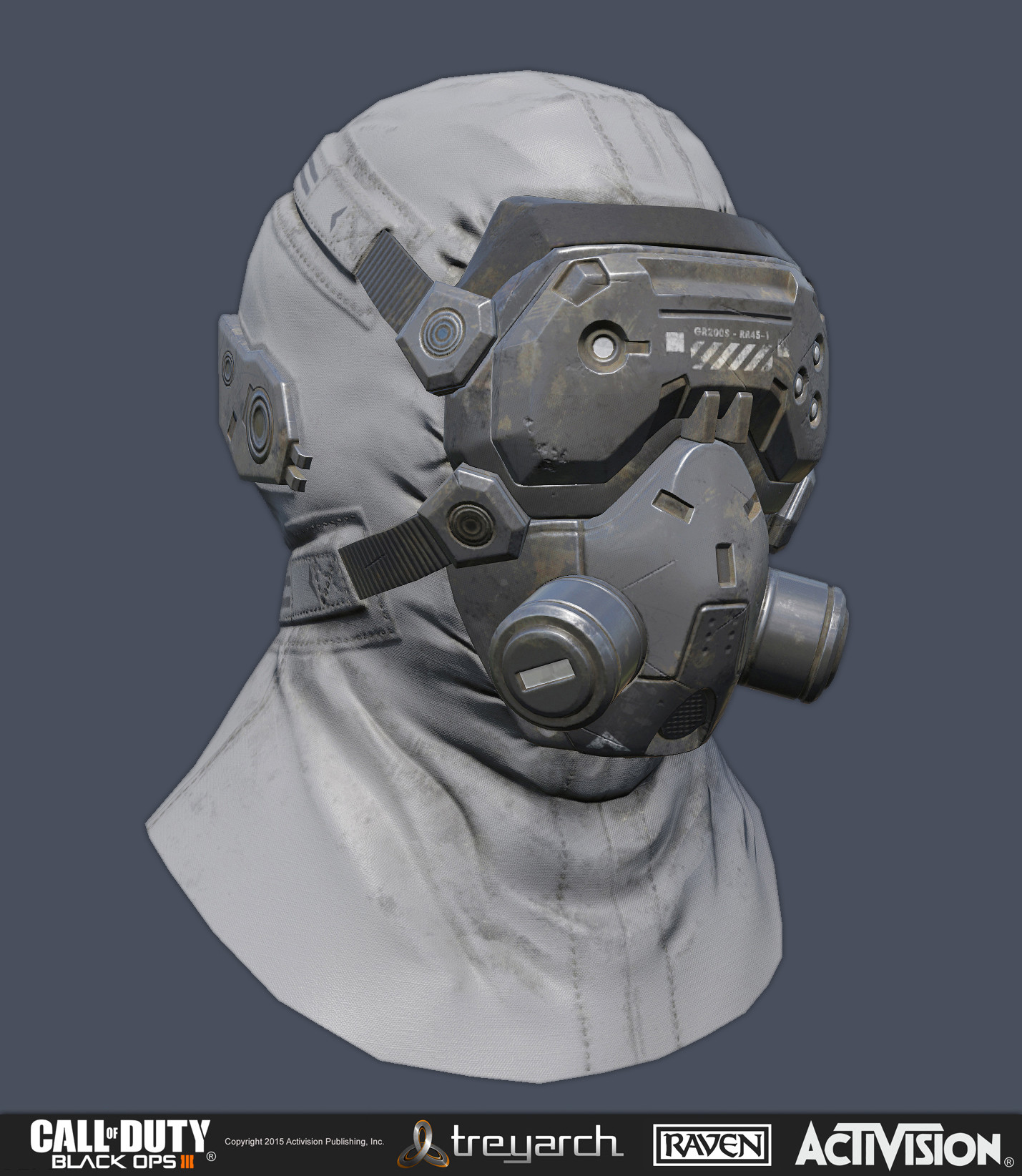 Artstation Call Of Duty Black Ops 3 Multiplayer Specialist Head Variants Alex Kreeger