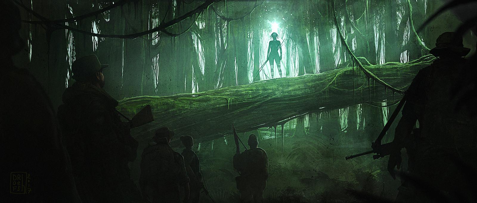 #1 : The encounter
