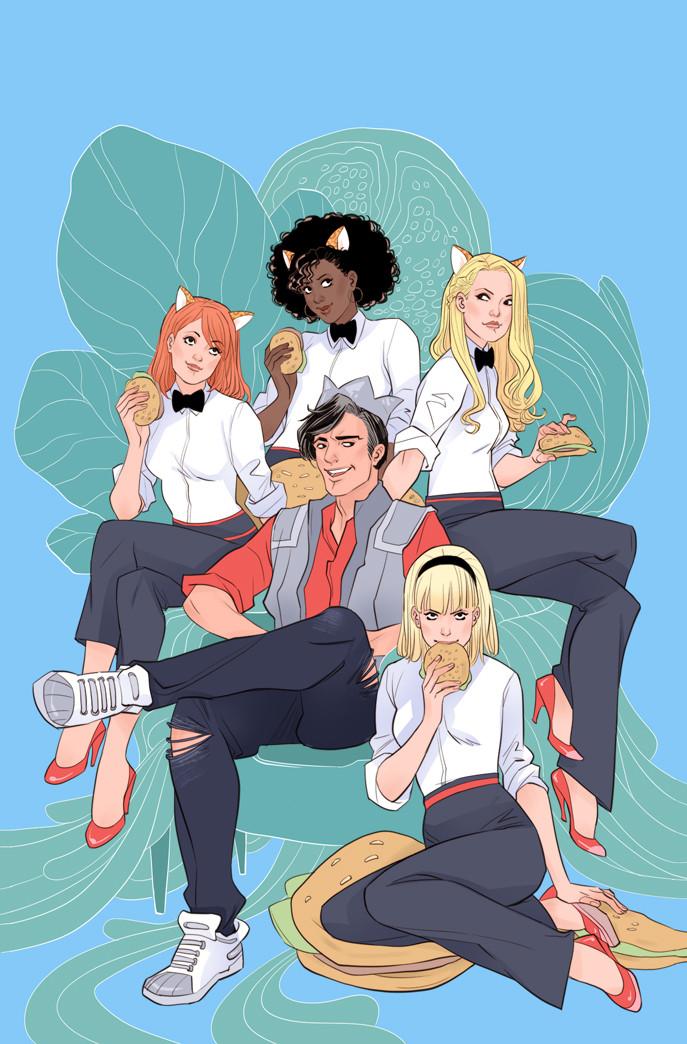 Jughead cover - Riverdale - Archie Comics