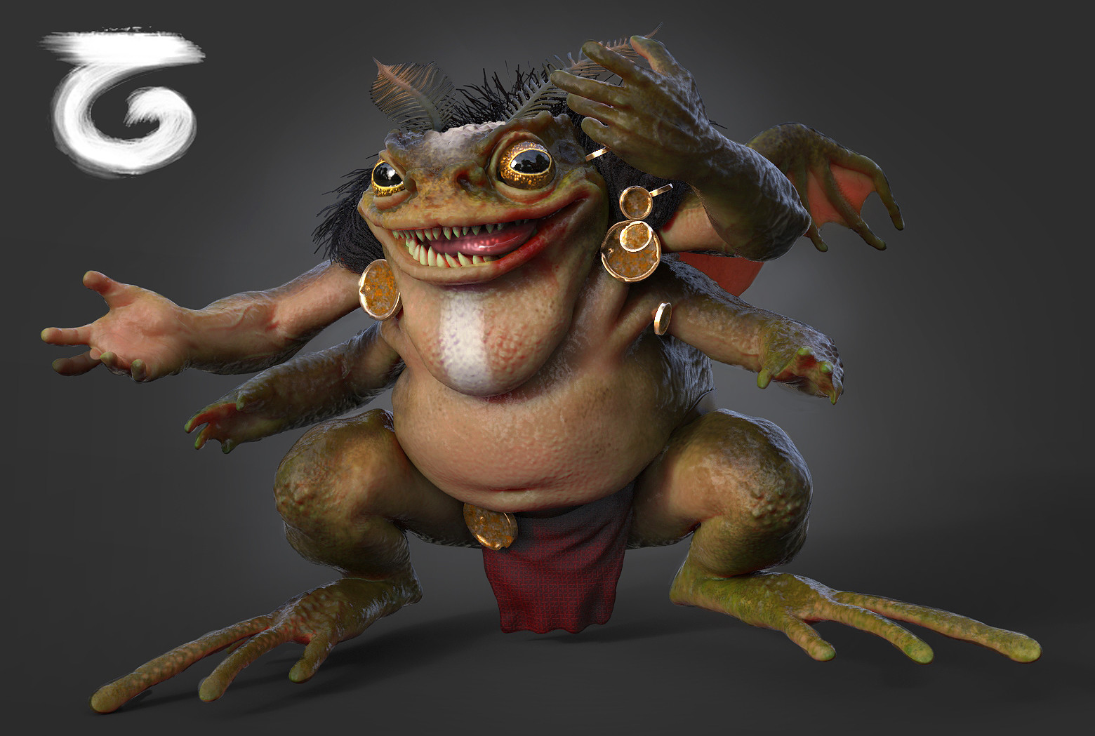 Sean randolph froggie render new