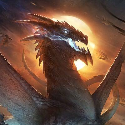 Pascal quidault the evil dragon of demise reg
