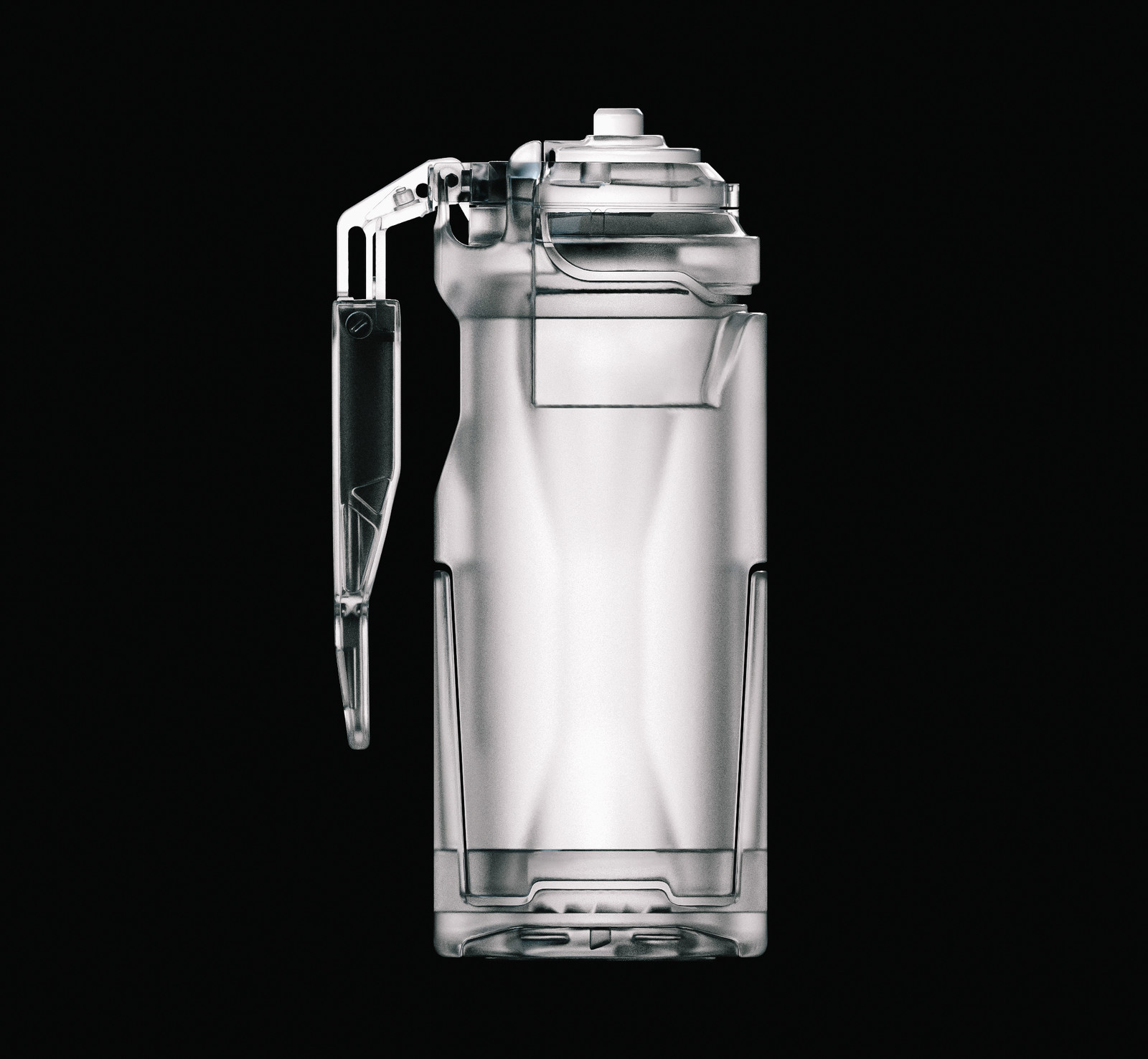 Transparent Grenade