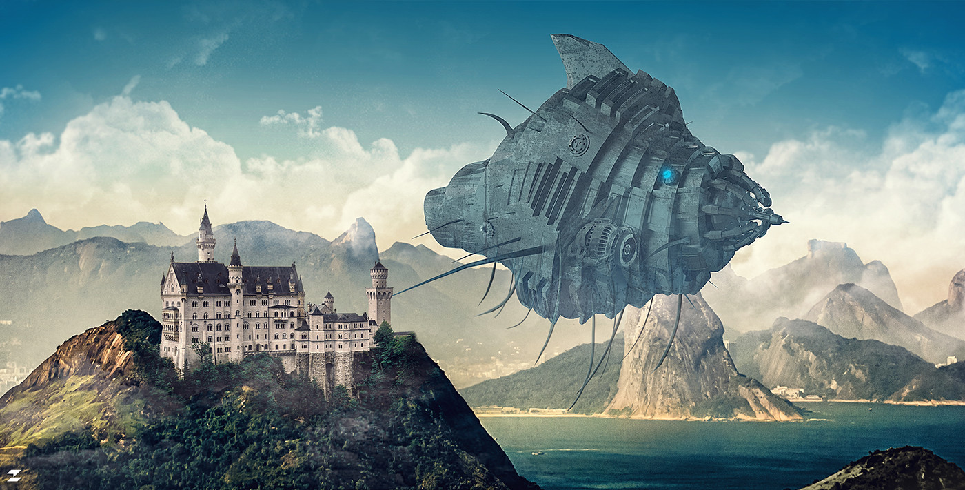 Tomislav zvonaric cyberfish ufo final low res