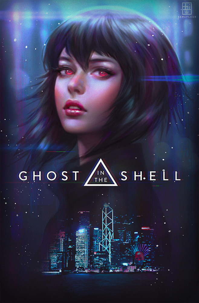 ghost in the shell swesub