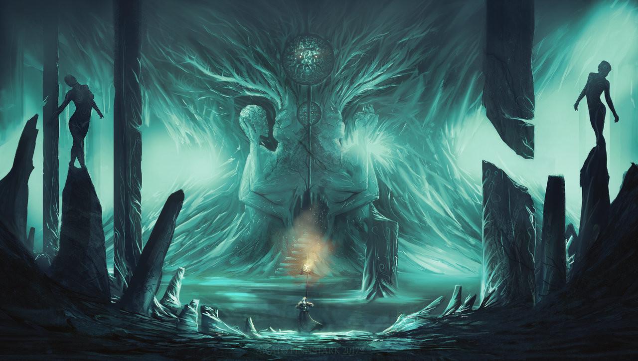 Anato finnstark prayer to kahli darksouls concept by anatofinnstark db29tsr