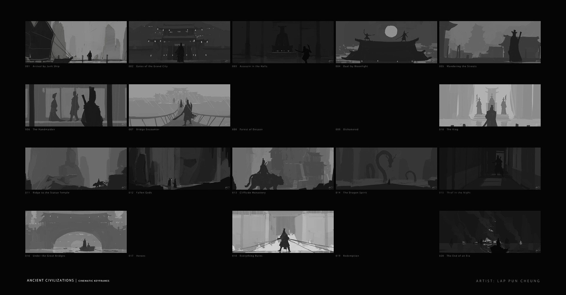 Lap pun cheung cinematic collection keyframes 001 online