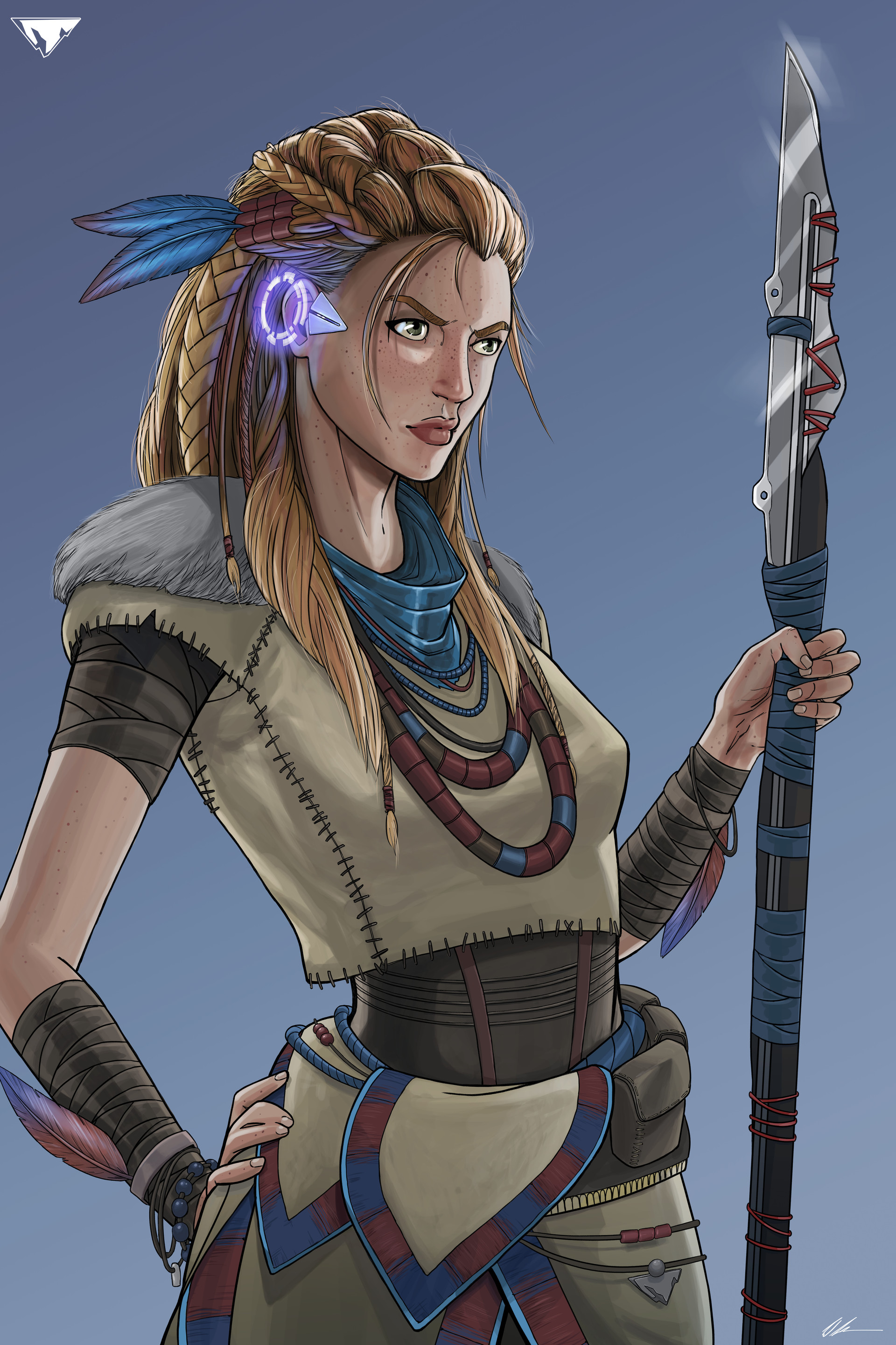 Artstation Aloy Will Lehmann