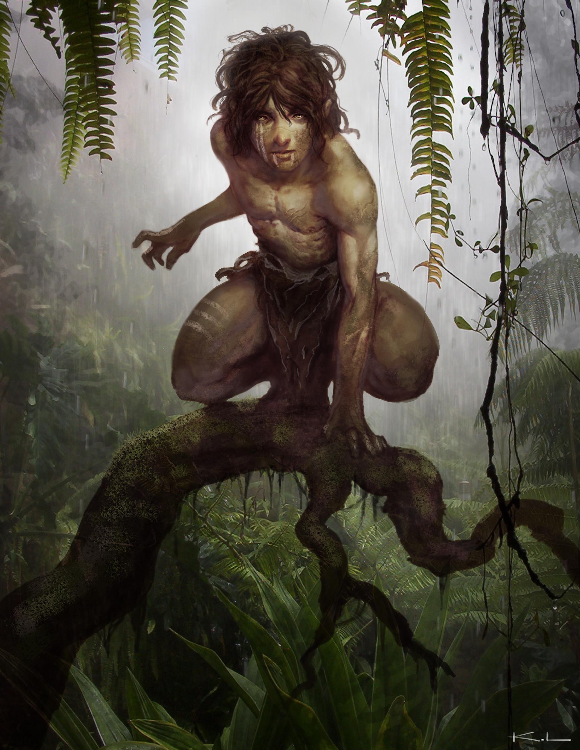 Karl lindberg mowgli 01
