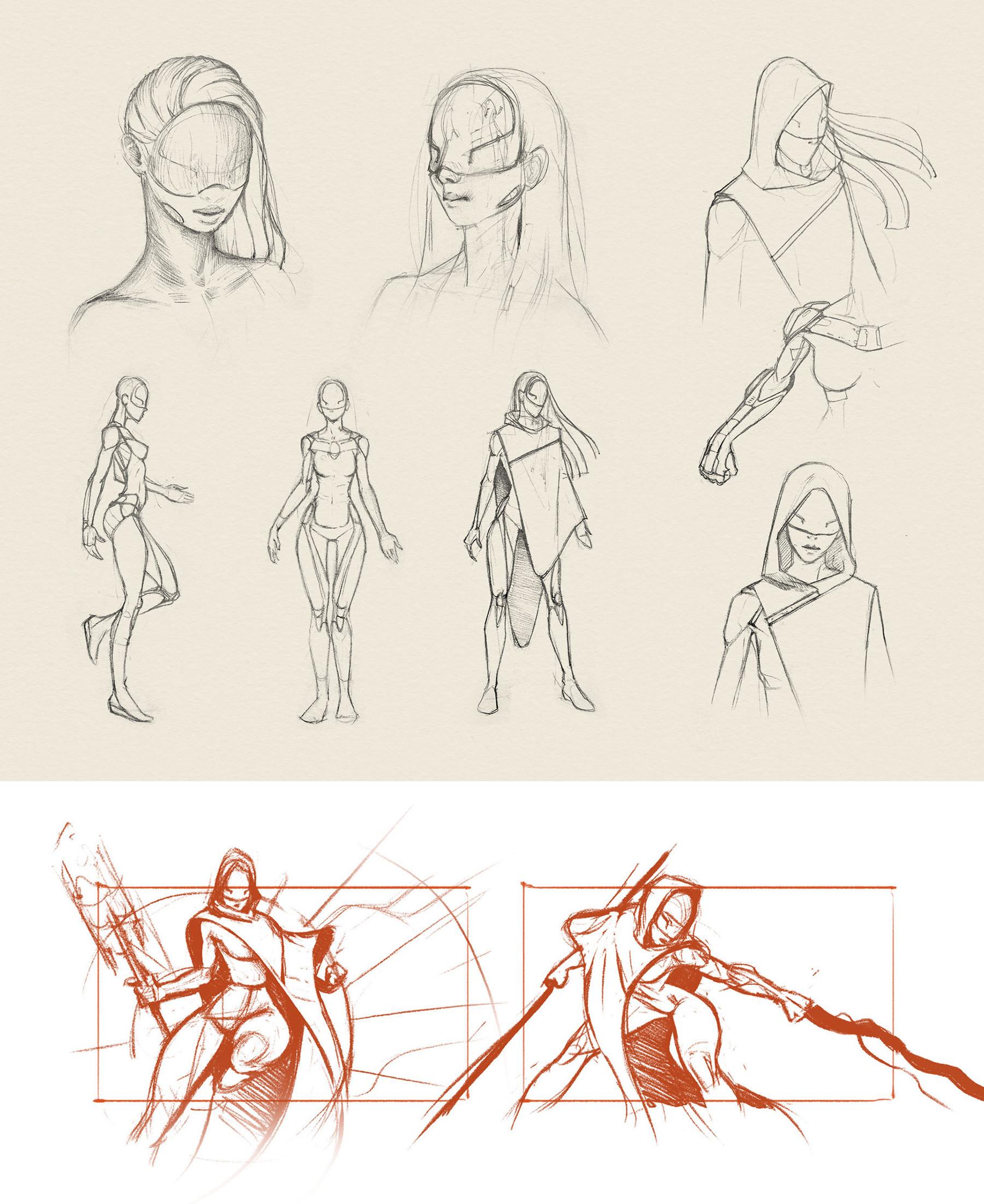 Sergey grunin sketch 2