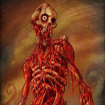 David hartman the melting by hartman by sideshowmonkey db1m20z