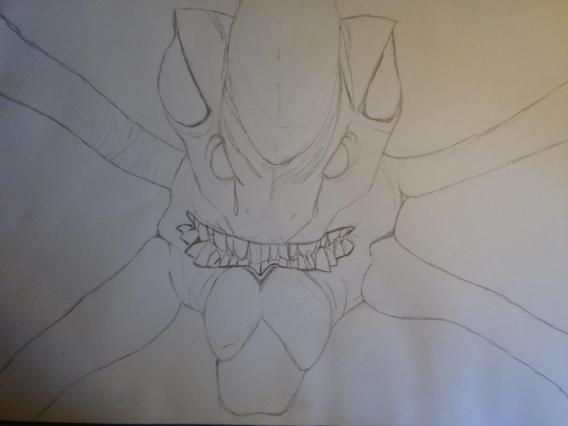 ArtStation - Reaper Leviathan, Joseph Crick