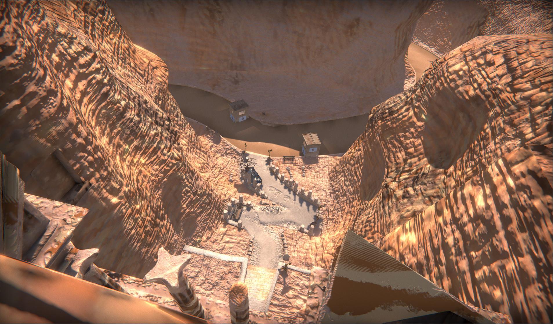 Ubisoft NXT Showcase: Petra Monastery