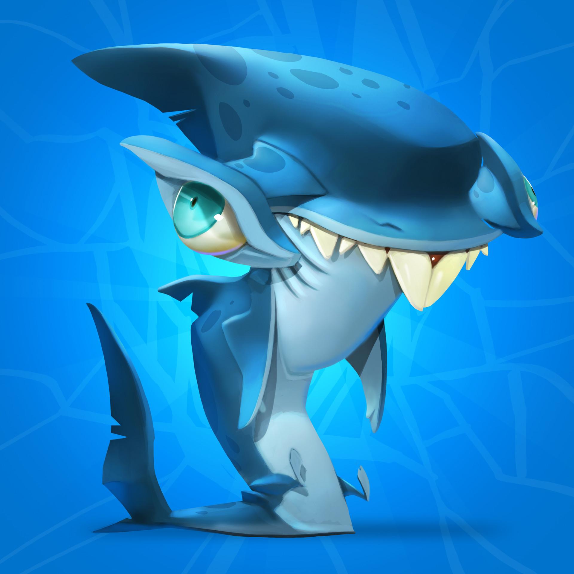 Mikael morin hamelin unimo shark
