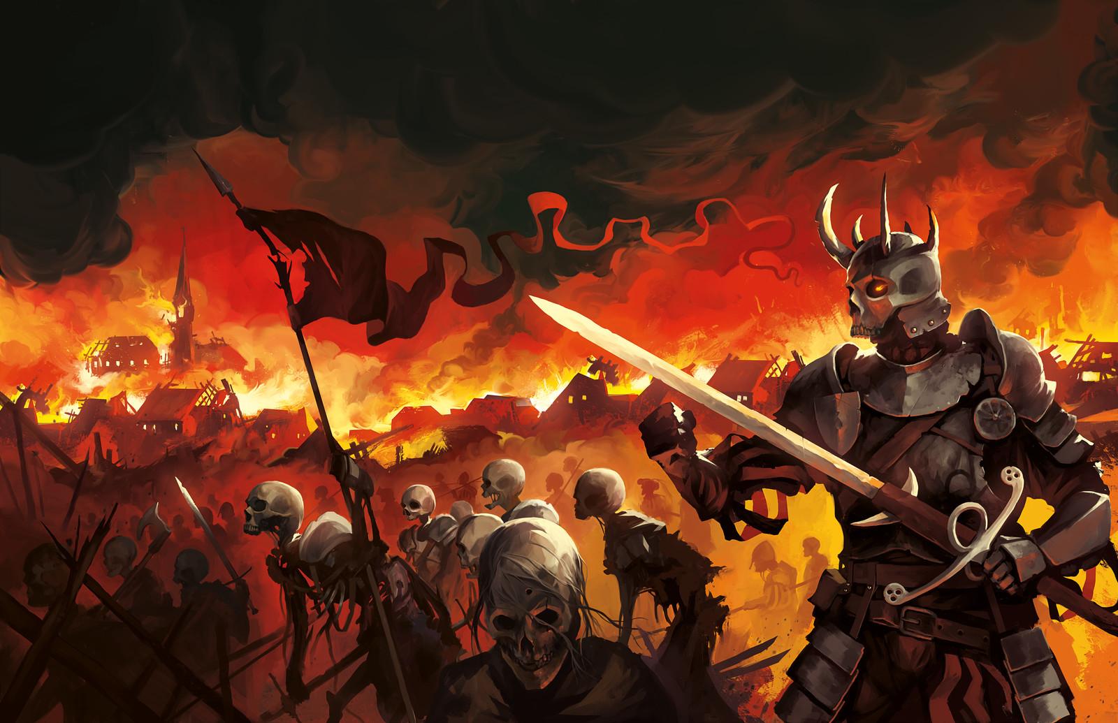 The Devil's Landsknecht