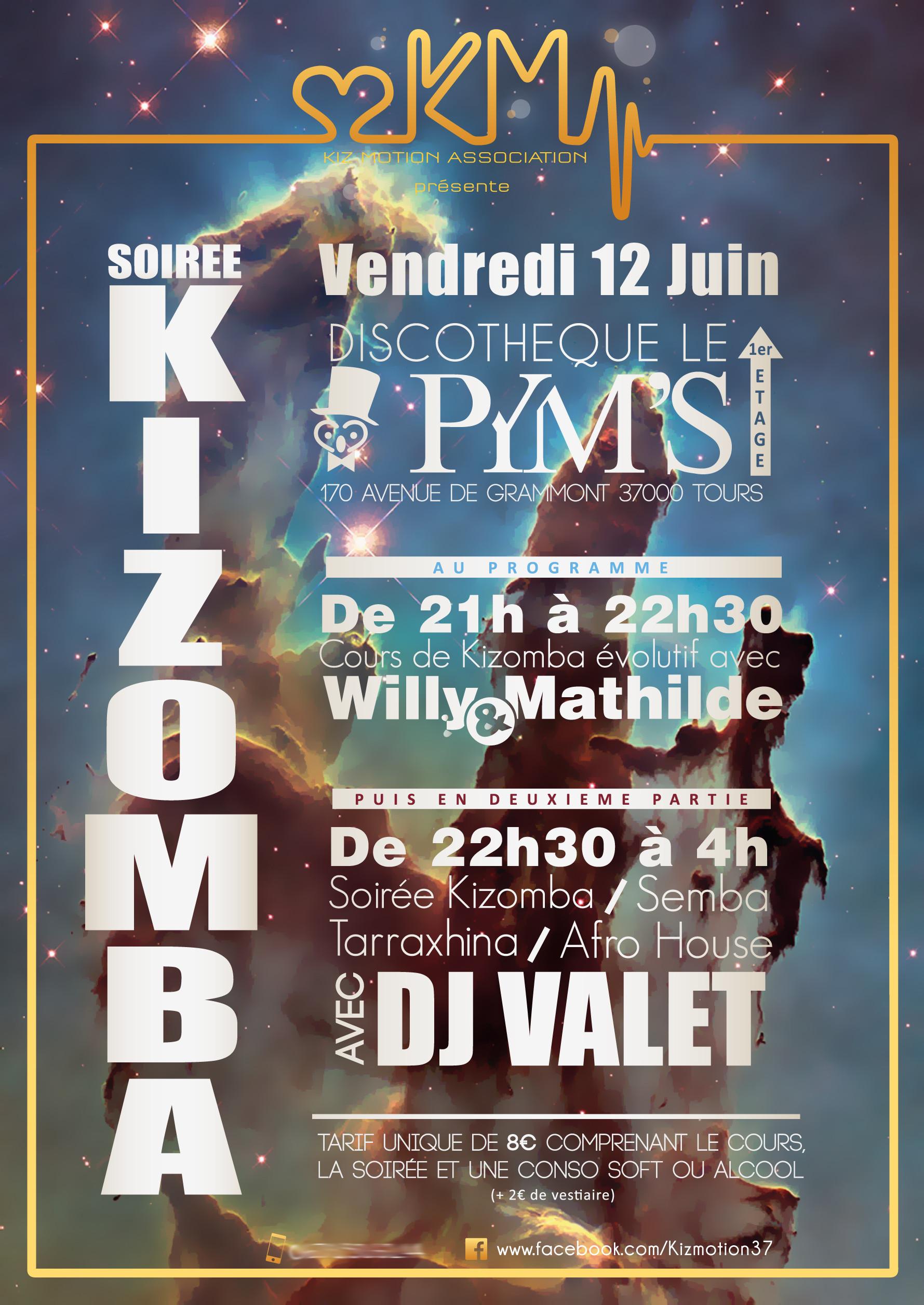 Artstation Events Posters Fabien Briere
