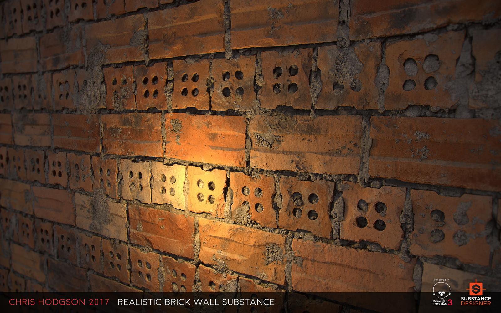 Brick Variation C