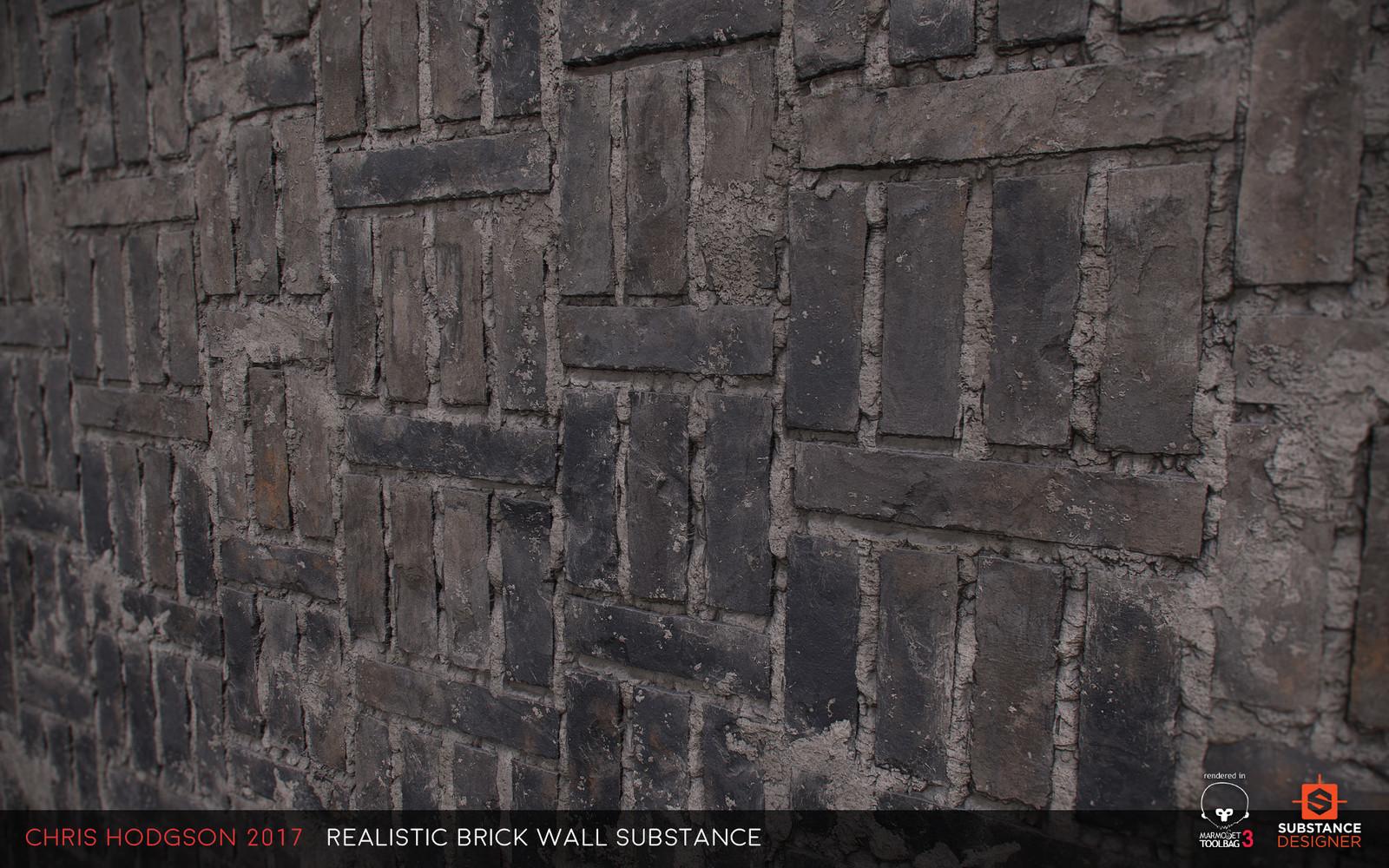 Brick Variation D