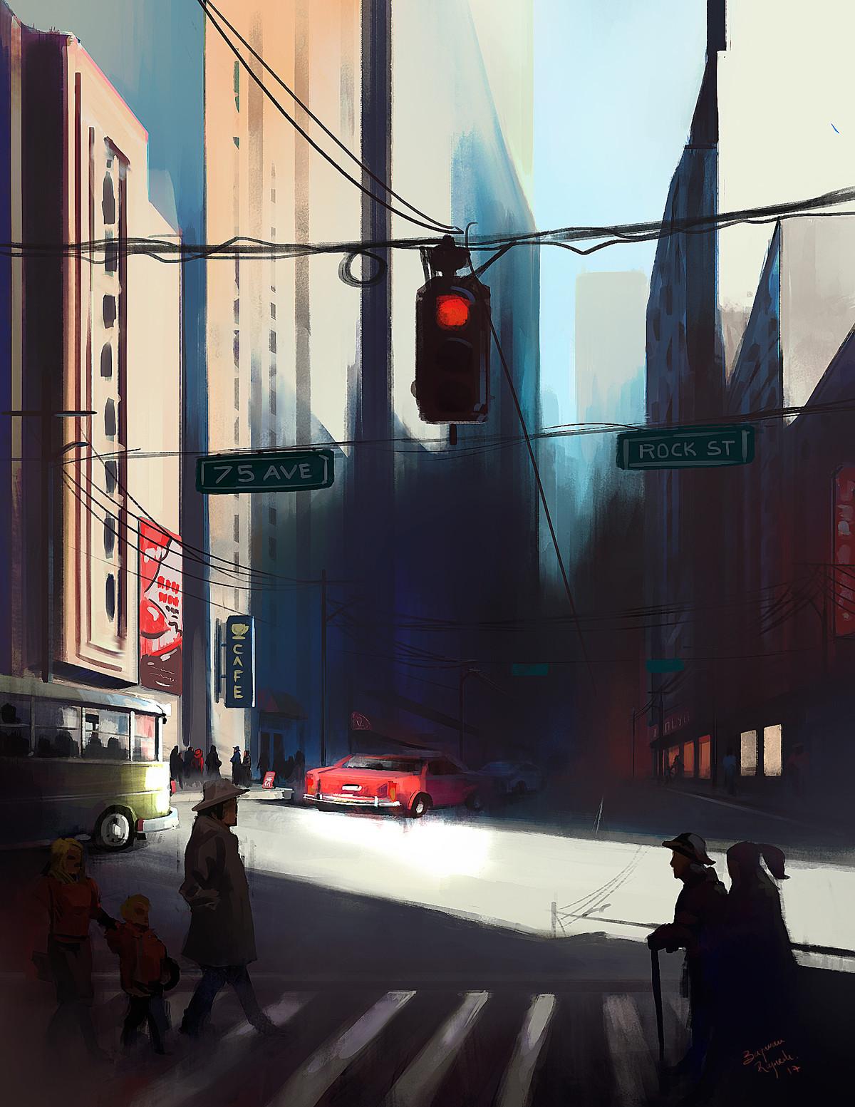 Nicolas chacin citywatercolourver2 0