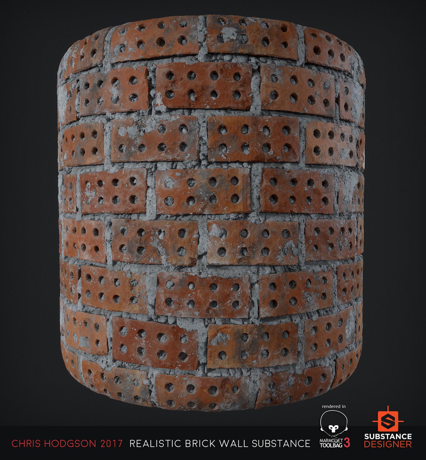 Brick Variation B