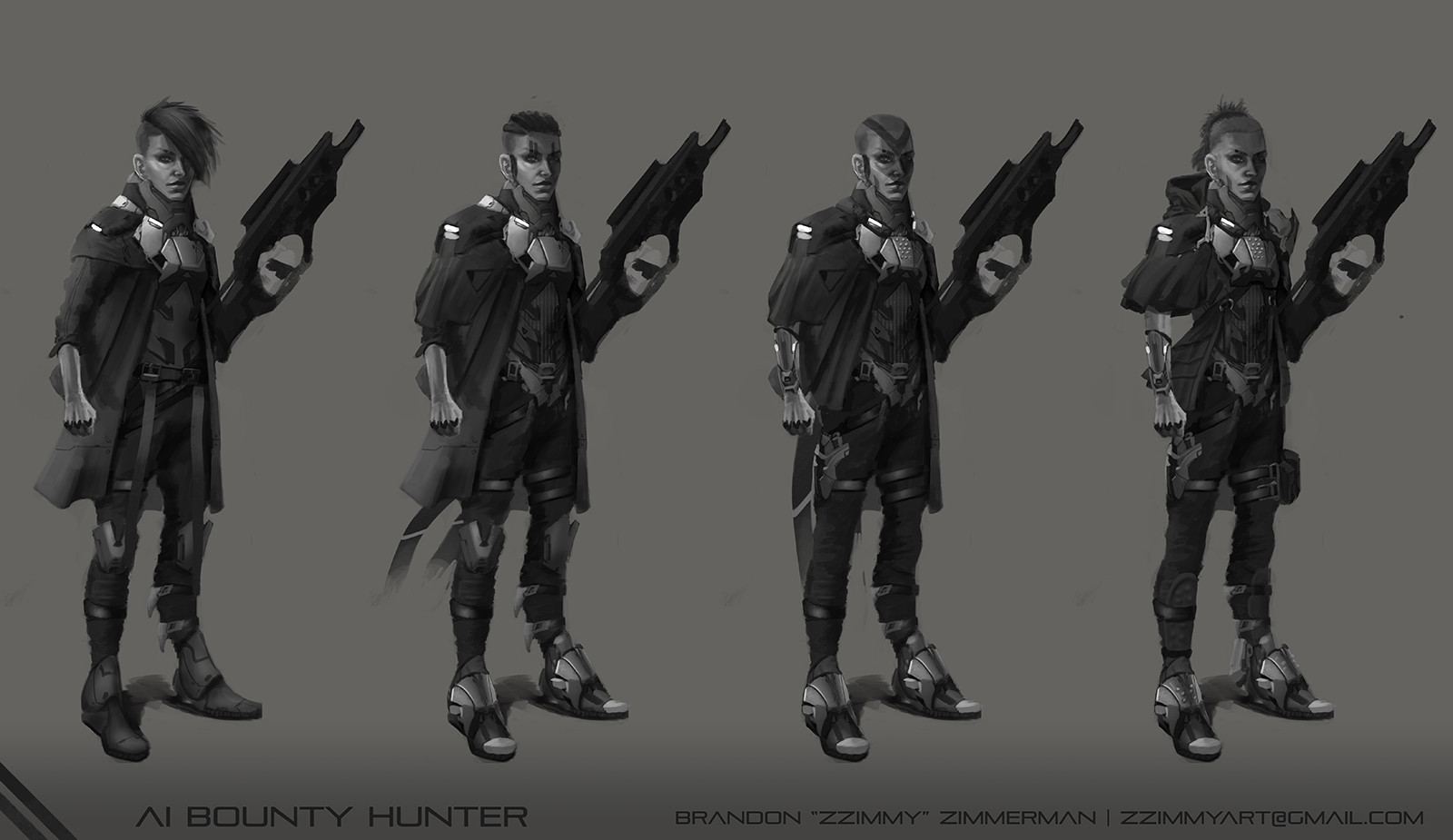 Brandon zimmerman brandonzimmerman iterations bountyhunter