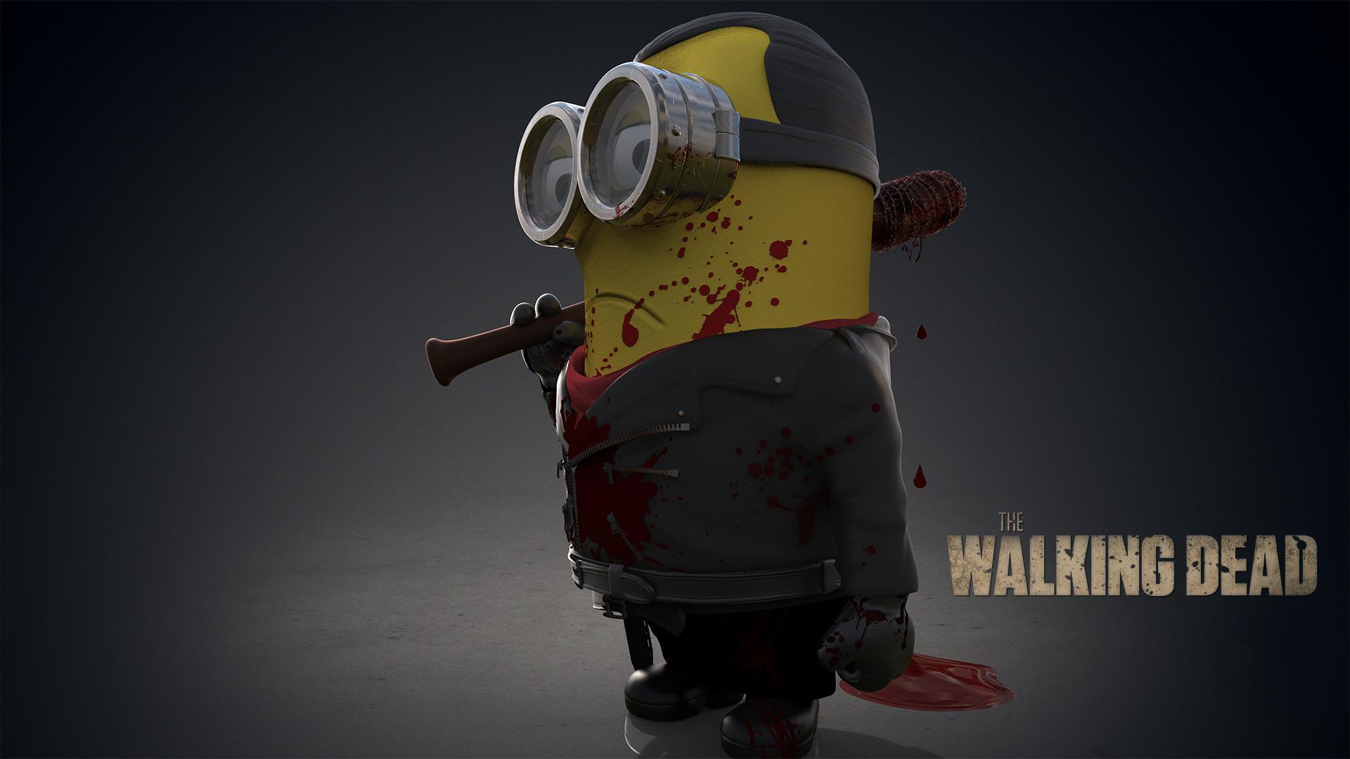 The Walking Dead Negan Wallpaper: The Walking Dead Wallpaper Negan