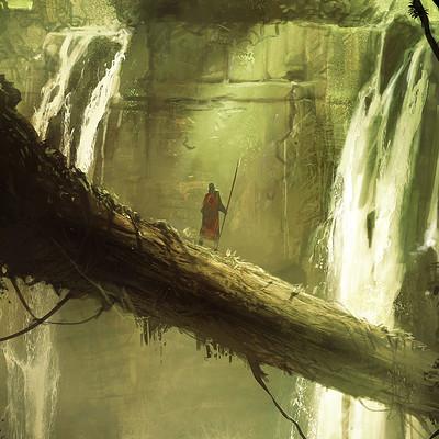 Pascal quidault temple jungle