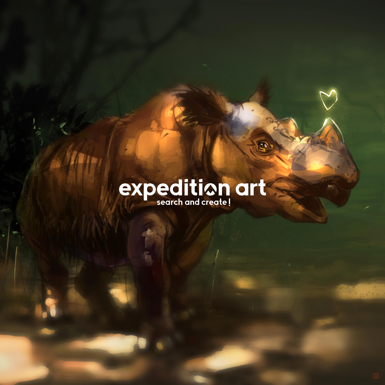 Sumatran rhino <3 ...