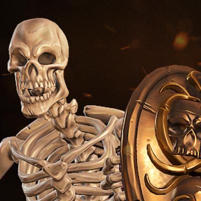Martijn willemse skeleton 01