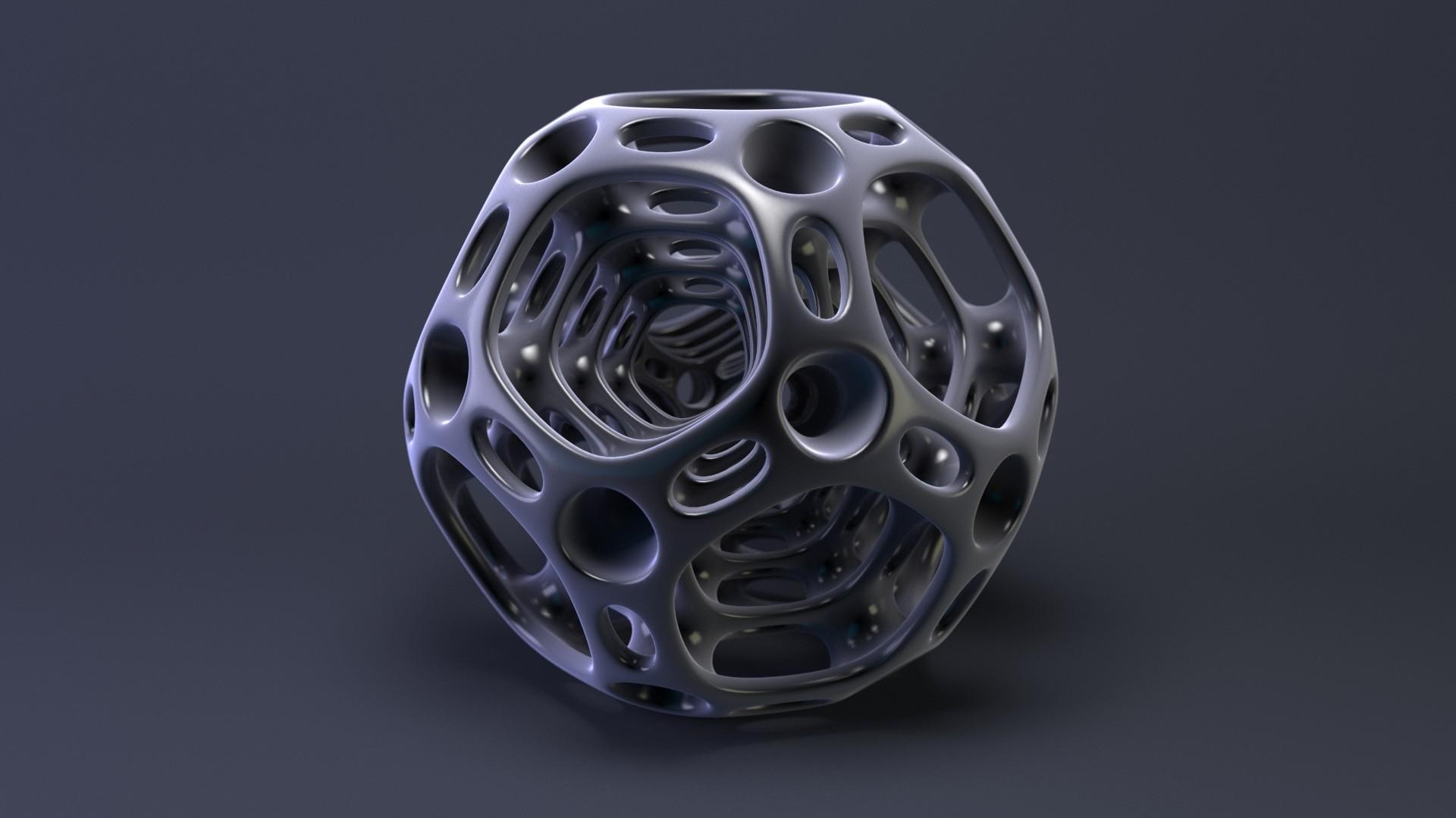 Michal mroszczak dodecahedron
