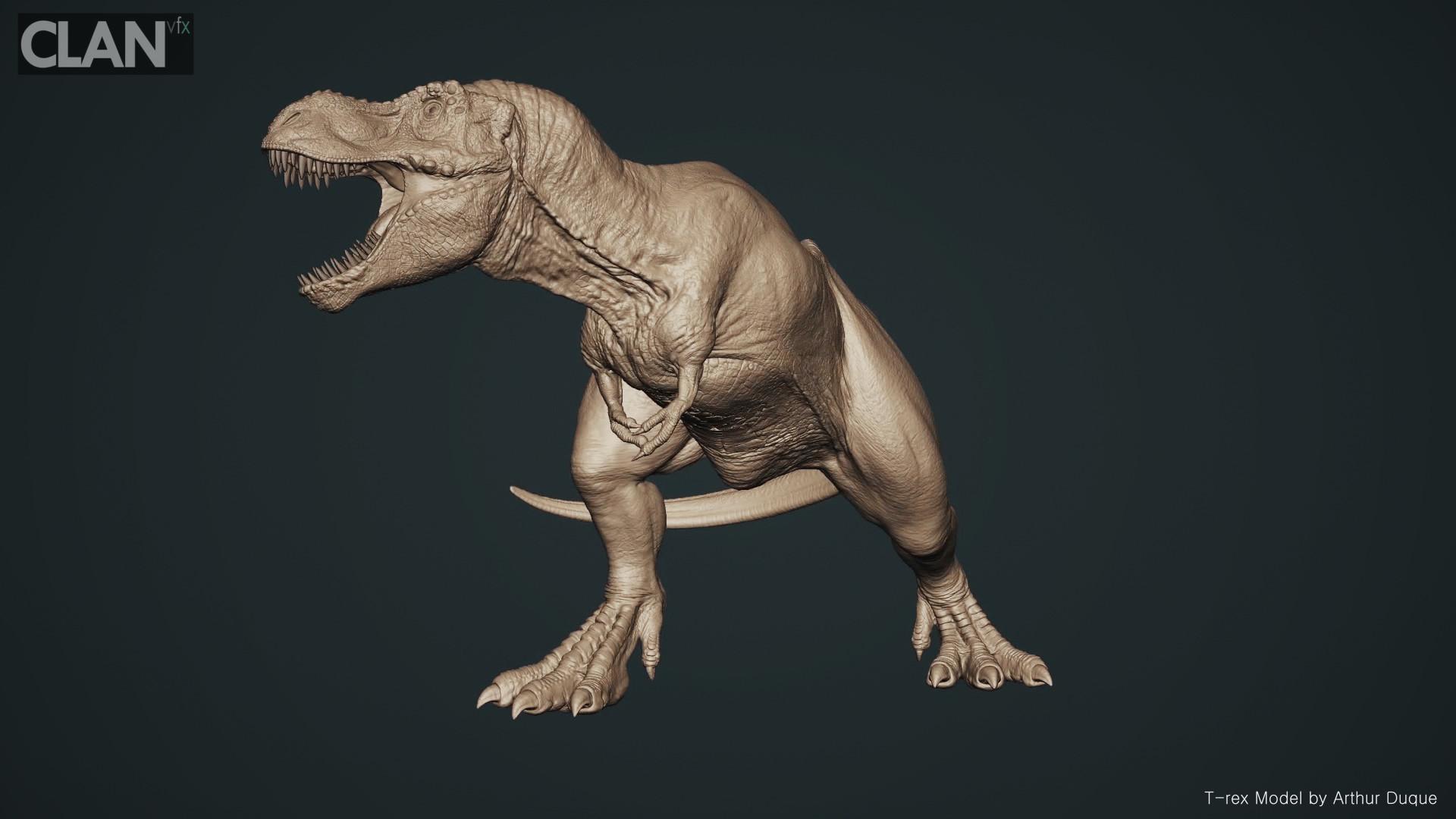 Arthur duque t rex model 03 00000