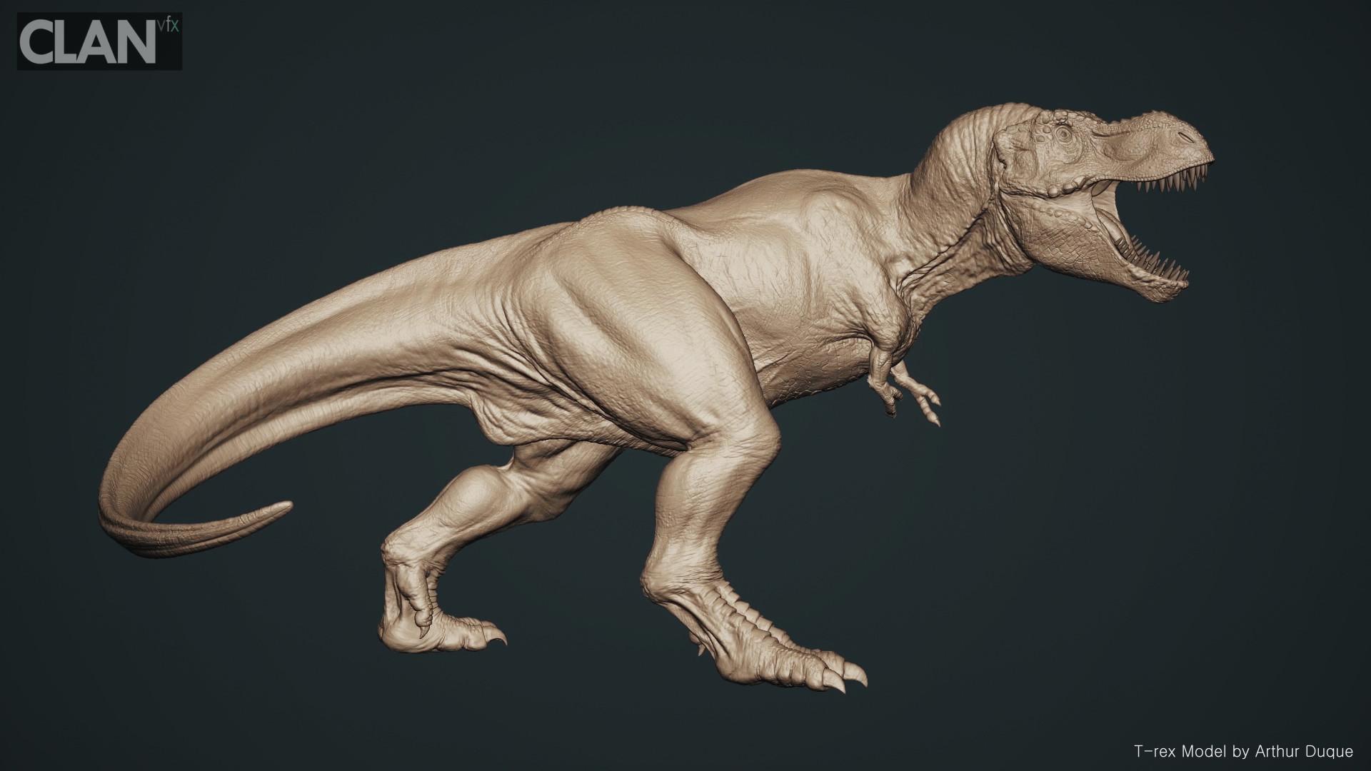 Arthur duque t rex model 03 00008
