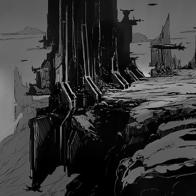 Martin deschambault project 77 sketch ship03 www