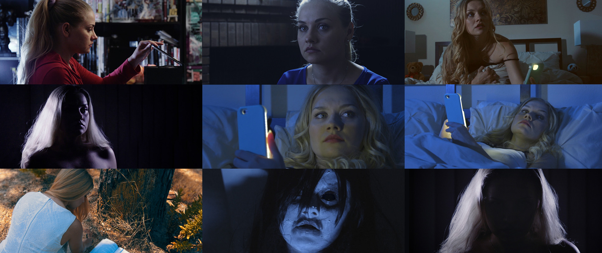 Cinematography tests/studies