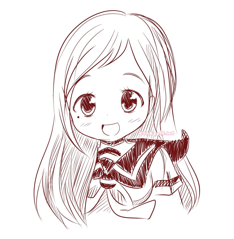 Konayachi old doodle serafuku