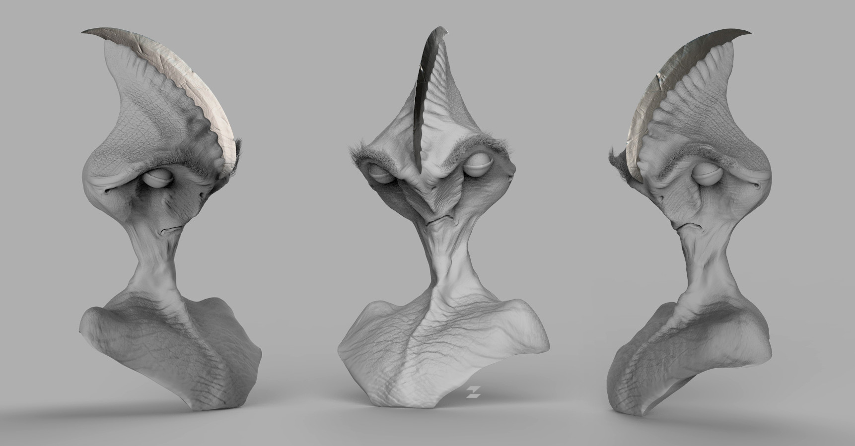 Bladehead model preview