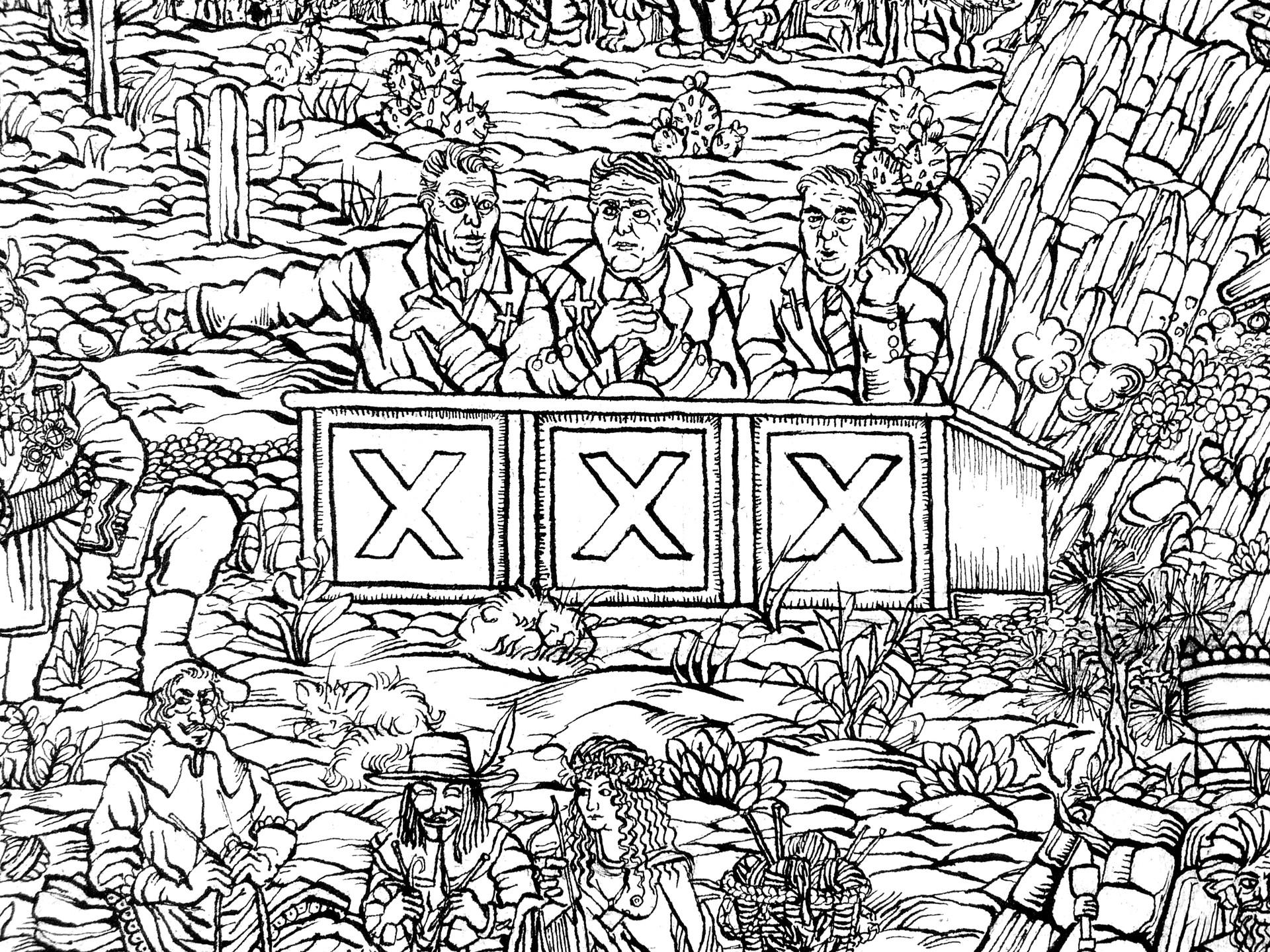 Agathe pitie le grand complot detail 11