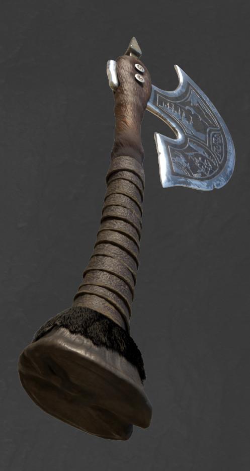 Dan burke axe beast 03