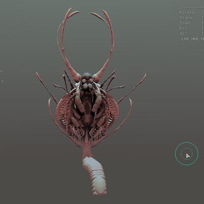 Arseniy korablev creature t1 3