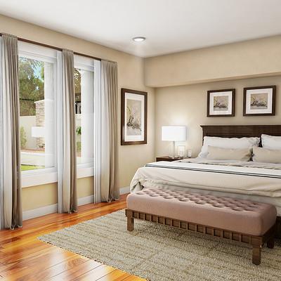 Phil derbyshire bedroom1